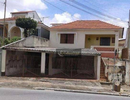 Terreno à venda, 280 m² por R$ 680.000,00 - Jardim São Caetano - São Caetano do Sul/SP