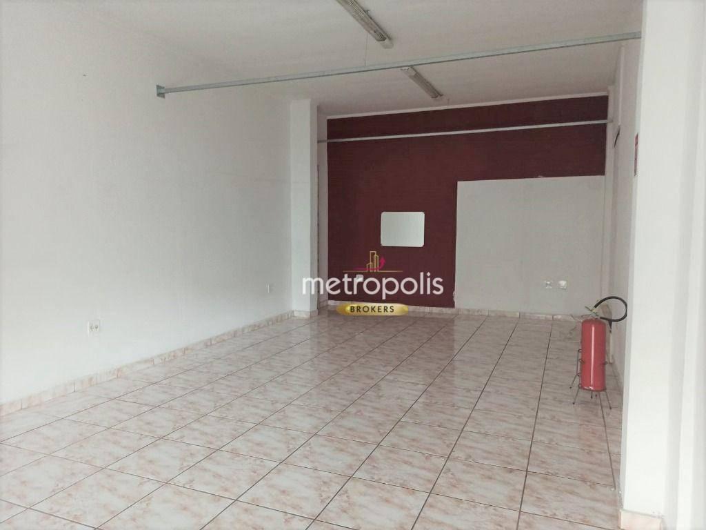 Salão para alugar, 50 m² por R$ 1.700,00/mês - Parque das Nações - Santo André/SP