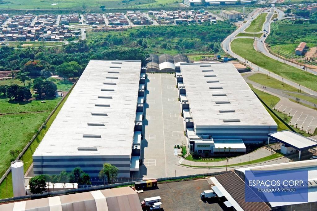 Galpão industrial para locação, Parque Cidade Campinas.