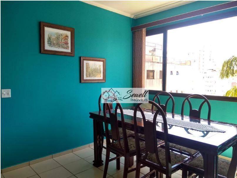 Apartamento à venda, 76 m² por R$ 268.300 - Jardim Três Marias - Guarujá/SP