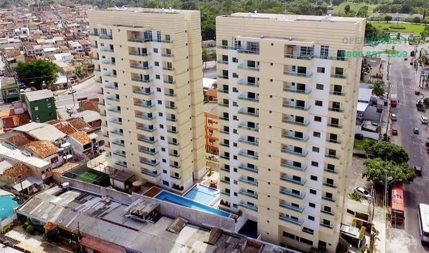 Cobertura com 3 dormitórios à venda, 144 m² por R$ 800.000 - Marco - Belém/PA