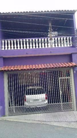 Sobrado residencial à venda, Jardim Santa Cecília, Guarulhos