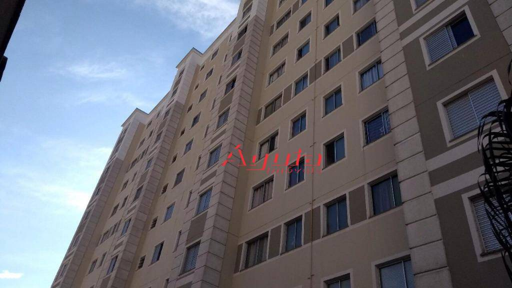 Apartamento com 2 dormitórios à venda, 49 m² por R$ 240.000 - Parque São Vicente - Mauá/SP