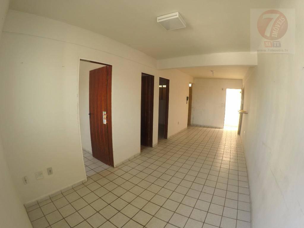 Apartamento residencial para locação, Bessa, João Pessoa.