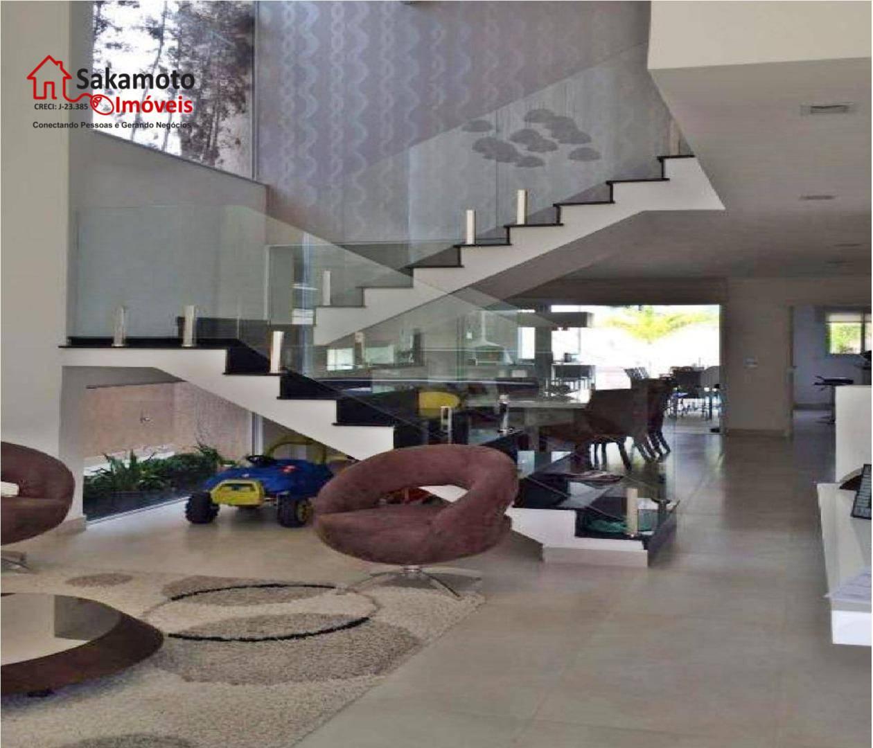 Sobrado residencial para venda e locação, Condomínio Giverny, Sorocaba.