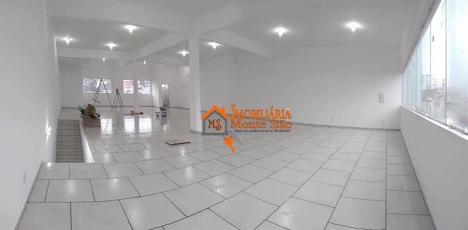 Salão para alugar, 170 m² por R$ 3.000,00/mês - Jardim Centenário - Guarulhos/SP