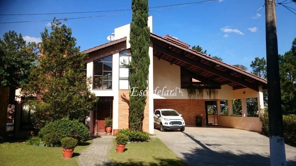 Casa residencial à venda, Portal dos Gramados, Guarulhos.