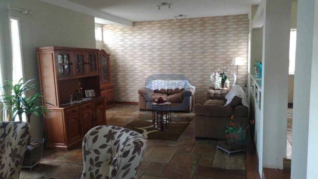 Casa com 4 dormitórios à venda por R$ 900.000 - Jardim América - Bragança Paulista/SP