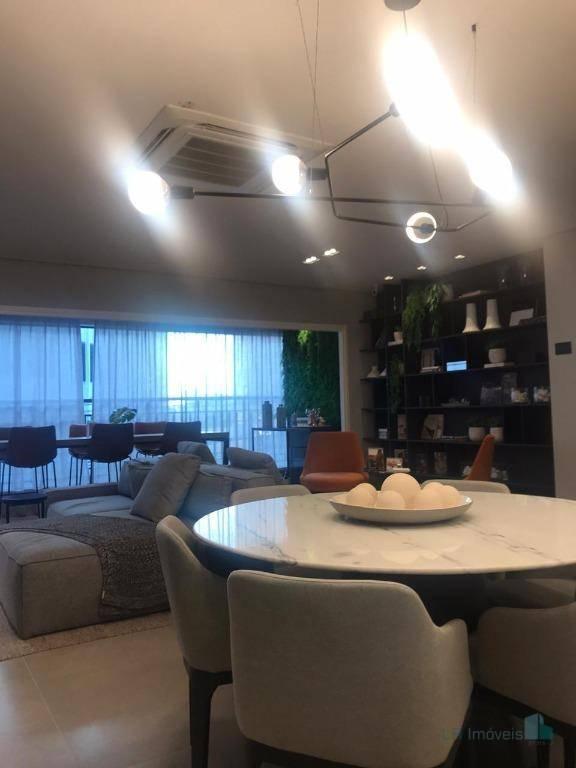 Apartamento com 4 dormitórios à venda, 130 m² por R$ 925.000,00 - Centro - Diadema/SP