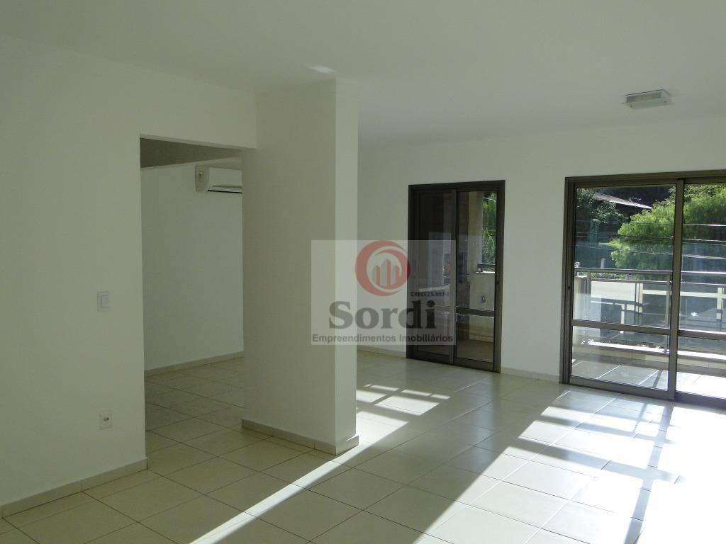 Apartamento com 3 dormitórios à venda, 138 m² - Bosque das Juritis - Ribeirão Preto/SP