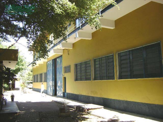 Galpão comercial à venda, Cidade Parque Alvorada, Guarulhos.