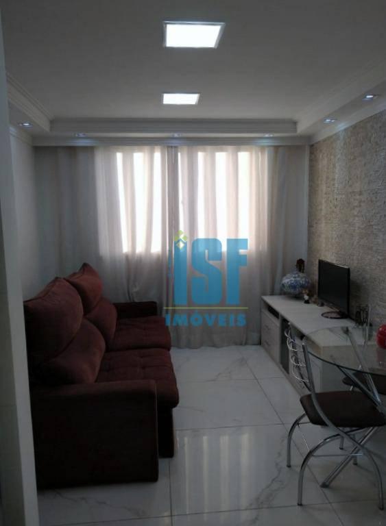 Apartamento com 2 dormitórios à venda, 40 m² por R$ 185.000,00 - São Pedro - Osasco/SP