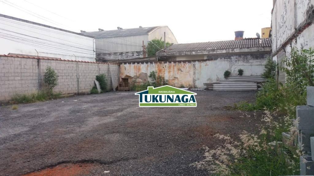 Terreno para alugar, 264 m² por R$ 2.200/mês - Jardim Vila Galvão - Guarulhos/SP