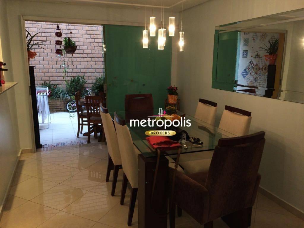 Sobrado com 3 dormitórios à venda por R$ 750.000 - Jardim Borborema - São Bernardo do Campo/SP