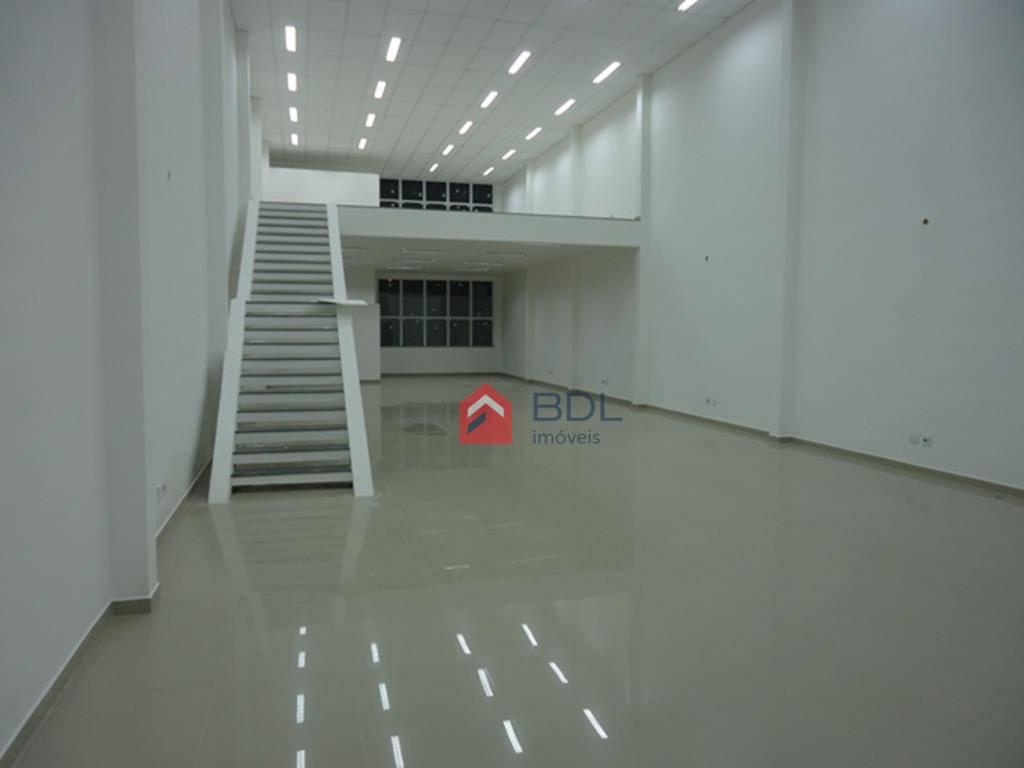Barracão comercial novo para locação, Jardim Guanabara, Camp