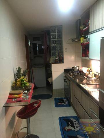 Excelente 03 quartos decorado 02 vagas com lazer completo