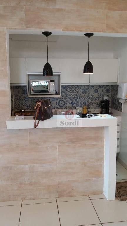 Sala para alugar, 48 m² por R$ 1.650,00/mês - Jardim Botânico - Ribeirão Preto/SP