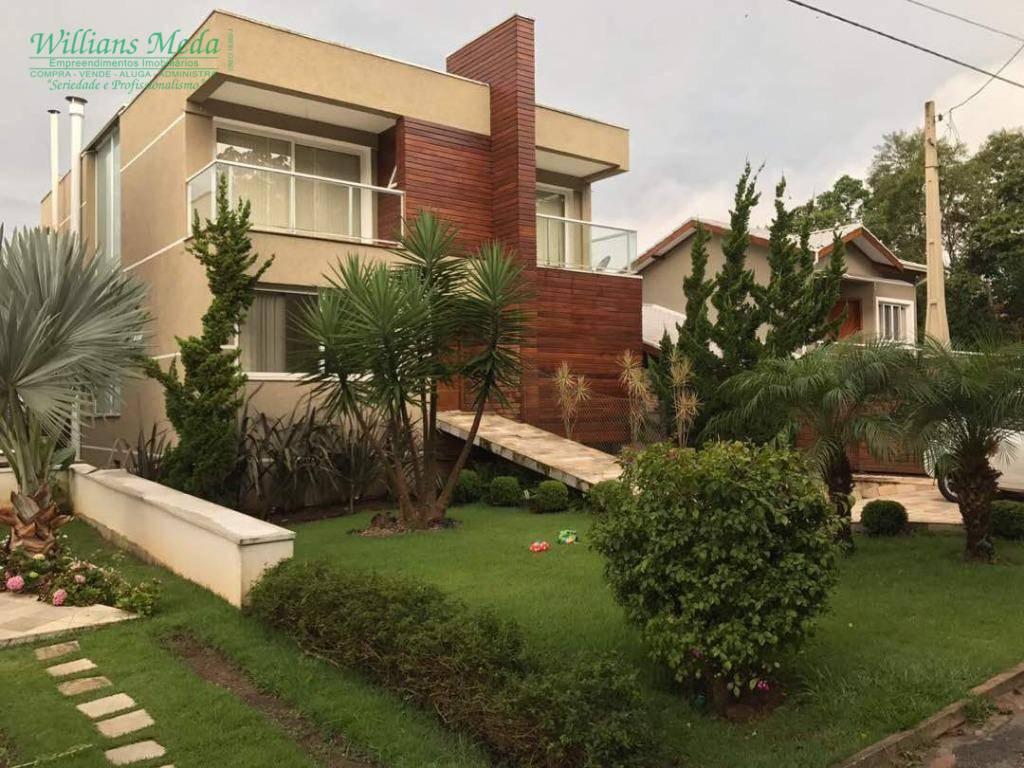 Sobrado com 3 dormitórios à venda, 450 m² por R$ 2.200.000,00 - Parque Residencial Itapeti - Mogi das Cruzes/SP
