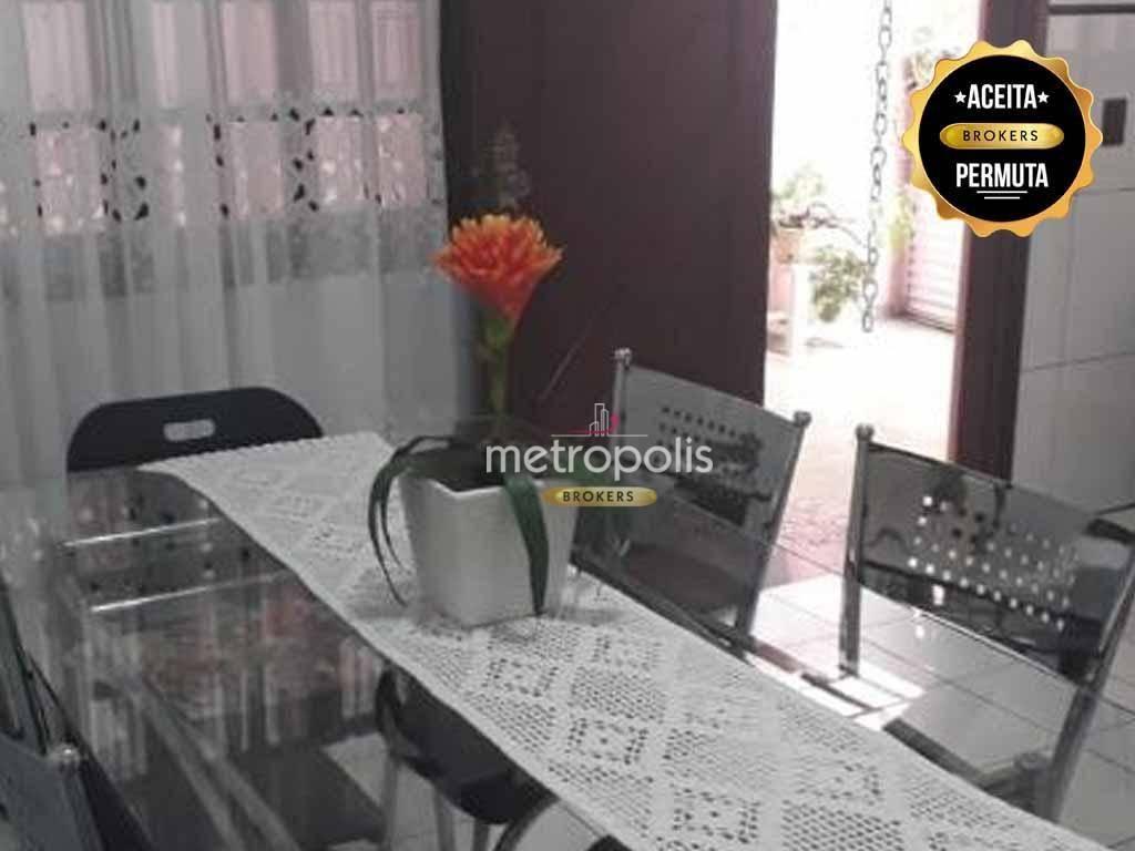 Apartamento à venda, 62 m² por R$ 275.000,00 - Vila Valparaíso - Santo André/SP