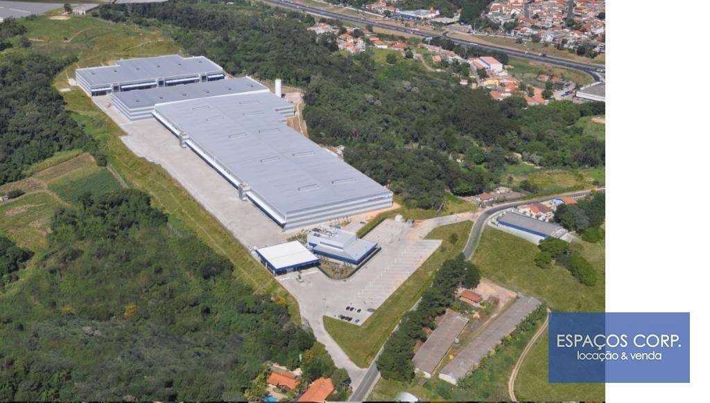 Galpão logístico para alugar, 2.510m² - Louveira.