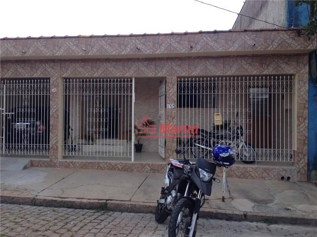Casa com 3 dormitórios à venda, 150 m² por R$ 400.000,00 - Vila Nova - Salto/SP
