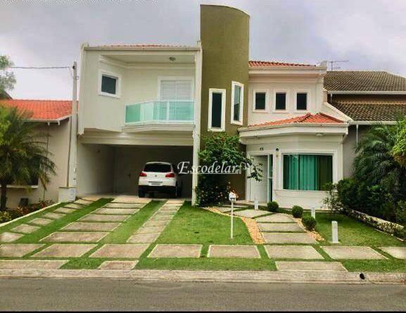 Casa com 4 dormitórios à venda por R$ 890.000 - Jardim Portal de Itaici - Indaiatuba/SP