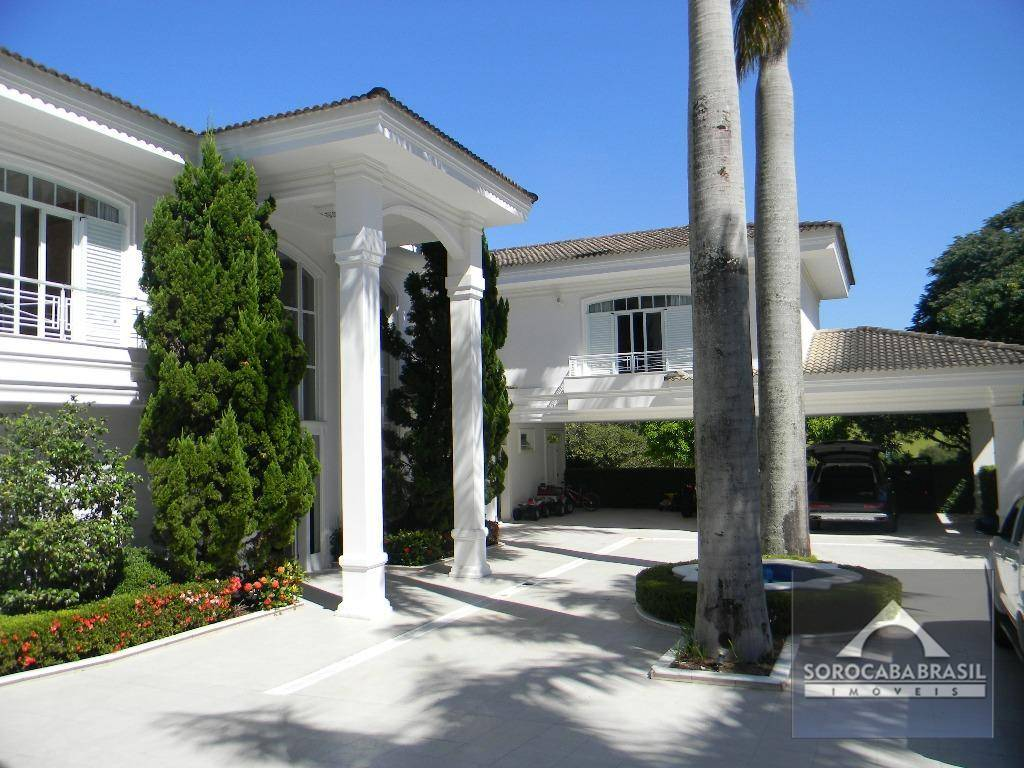 Sobrado com 5 dormitórios à venda, 2000 m² por R$ 15.160.000,00 - Condomínio City Castelo - Itu/SP