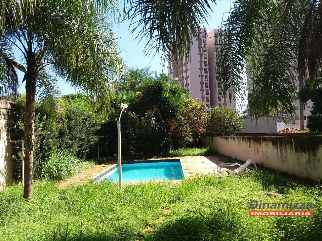 Casa residencial para venda e locação, Mercês, Uberaba - CA1518.