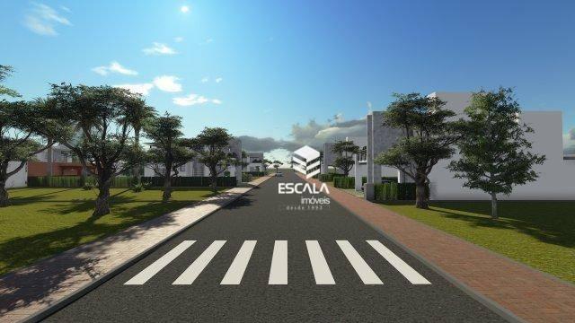 Terreno à venda, 267 m² por R$ 80.274,00 - Centro - Eusébio/CE