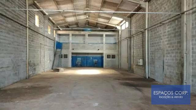 Galpão comercial, 303m² - venda ou aluguel - Nova Gerti - São Caetano do Sul/SP