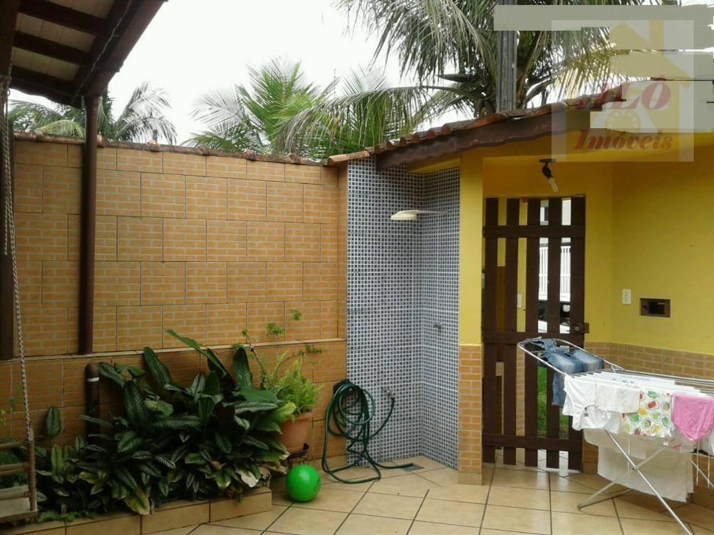 Casa com 4 dormitórios à venda, 180 m² por R$ 450.000 - Maitinga - Bertioga/SP