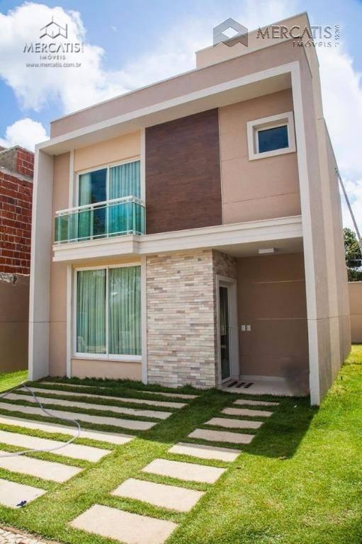 Casa  à venda | Condomínio Carmelle Vitta | Coaçu | Eusébio (CE) -