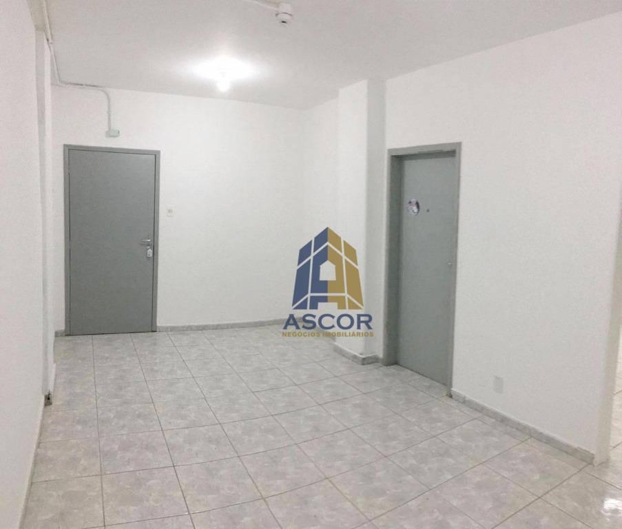 Sala comercial com 51m² , no coração de Florianópolis,