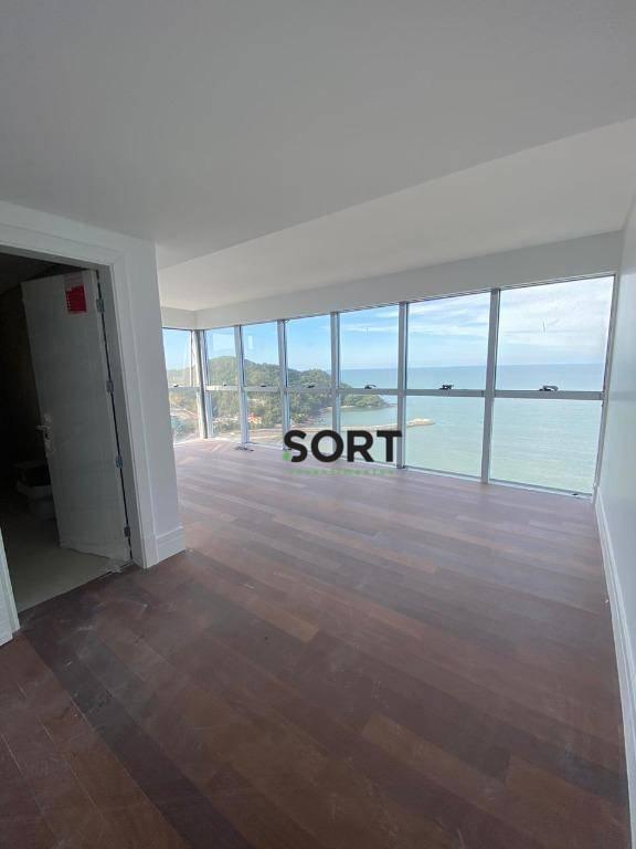 Frente Mar, Splendido,  4 suítes, 4 vagas de garagem, Barra Norte - Galeria