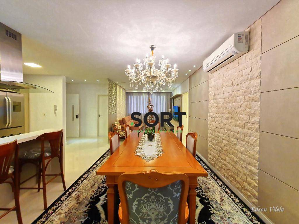 Royal Garden, apartamento com 3 suítes, 03 vagas de garagem, mobiliado. - Galeria
