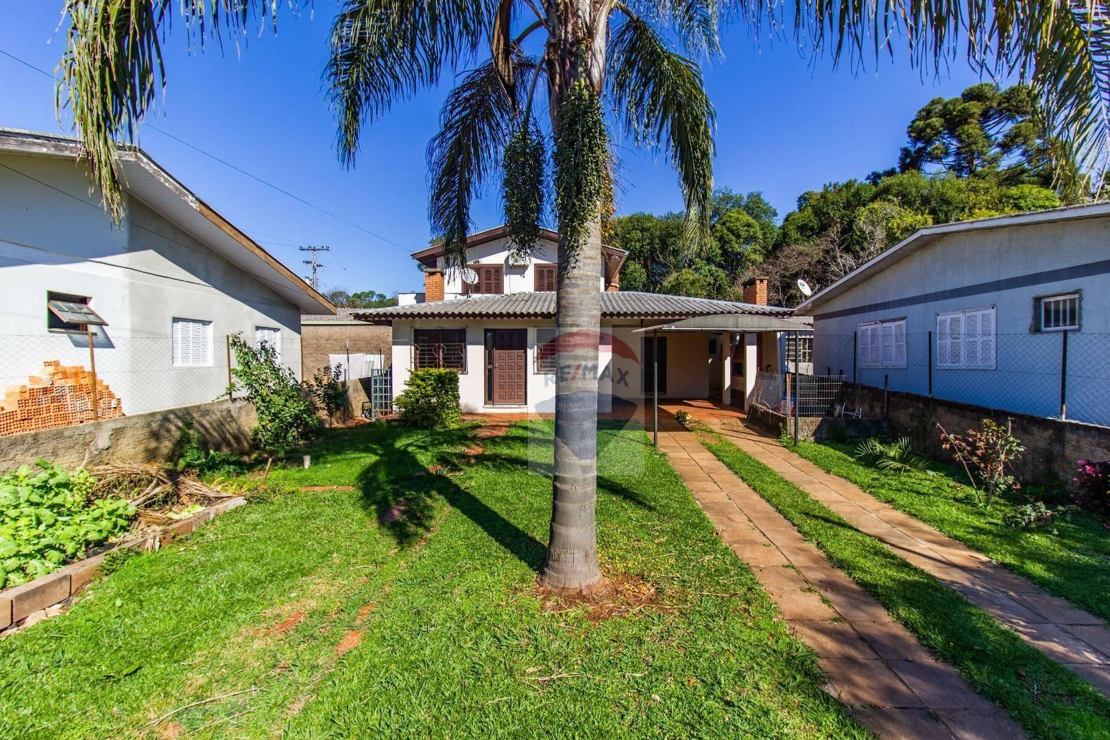 Sobrado Residencial à venda, Vila Vera Cruz, Passo Fundo 158m²