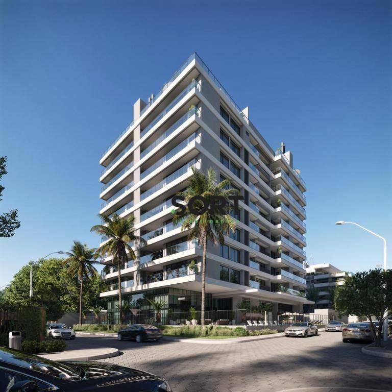 Lançamento Ocean Wind Residence, 3 Suítes, 2 Vagas, Praia Brava Itajaí. - Galeria