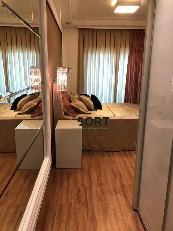 Vale dos Reis, Apartamento Decorado, 3 suítes, 2 vagas, Balneário Camboriú - Galeria