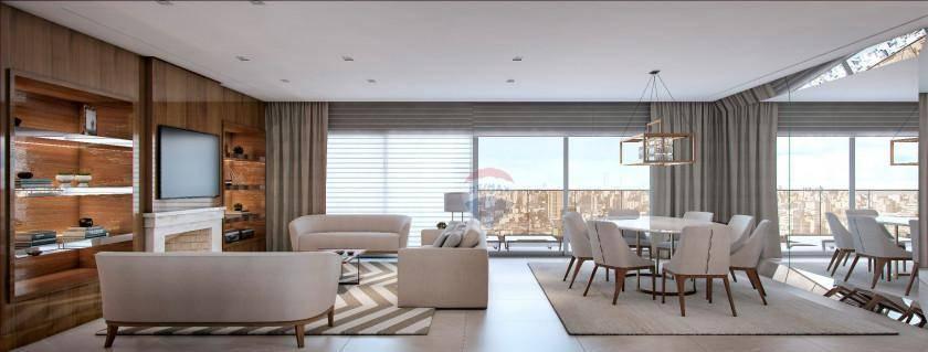 Apartamento Residencial à venda, Exposição, Caxias do Sul 209m²