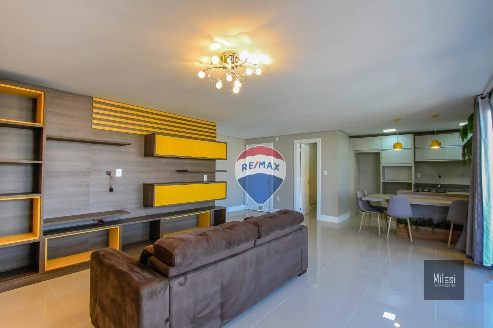 Apartamento Residencial à venda, Panazzolo, Caxias do Sul 127m²